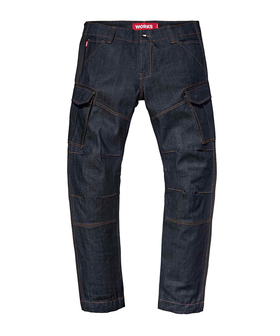 Works Cargo Jeans